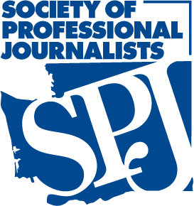 SPJ Wash Logo
